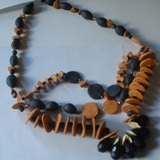 HAND-SCULPTED NECKLACES