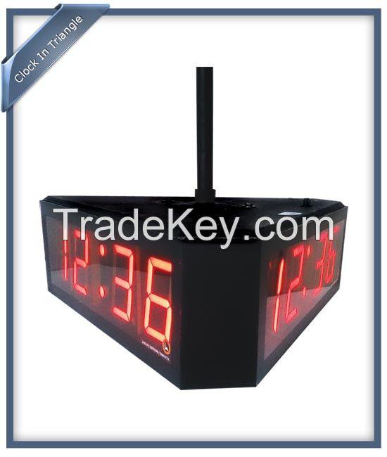Large LED Digital Clock