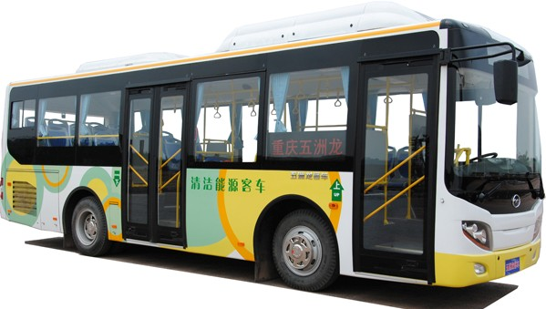 city CNG bus, hybrid bus