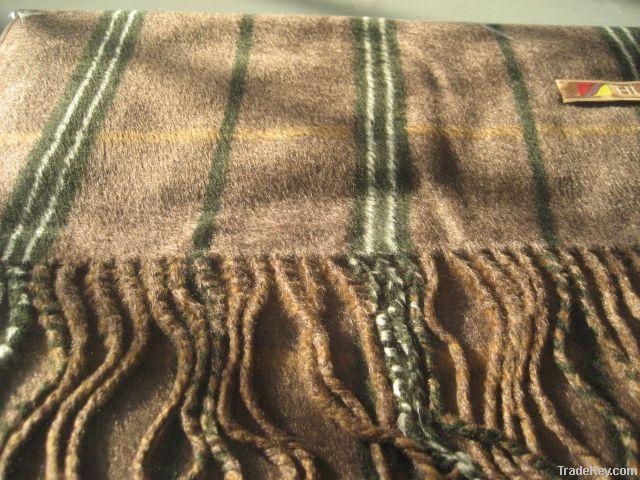 elegant silk shawl