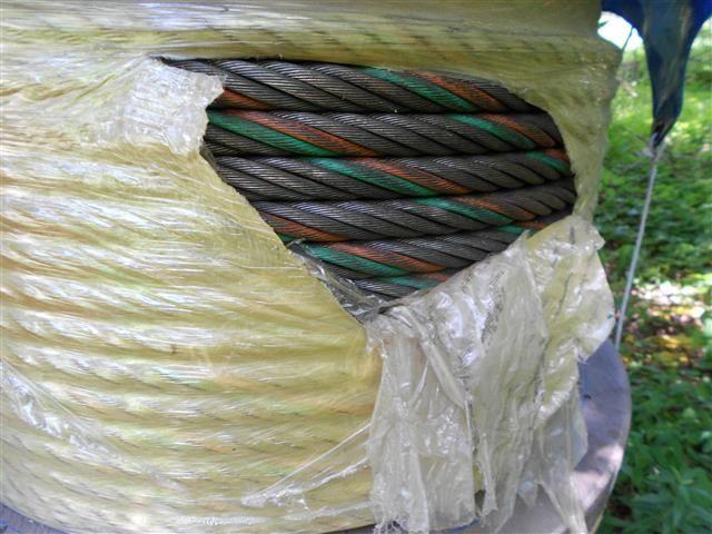 Wire Rope and Crane Blocks
