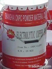 electrolytic copper powder