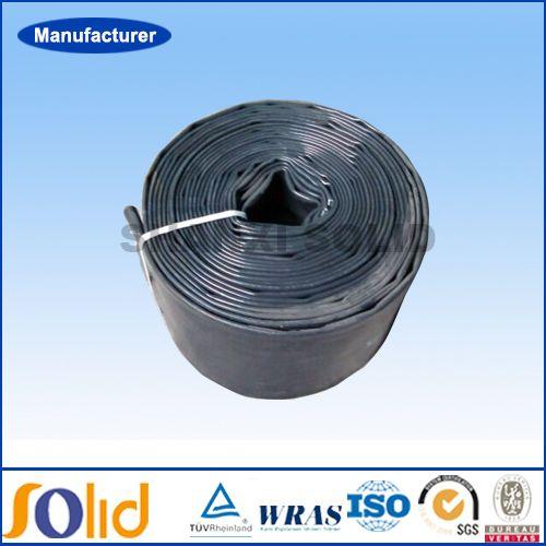 PVC water bar black