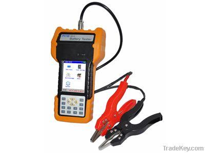 Battery resistance tester