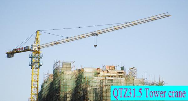 Tower Crane (qtz 31.5)