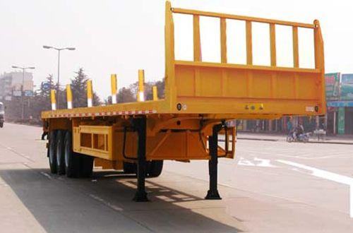 flat bed trailer,platform semitrailer