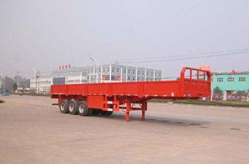 sidewall semi trailer