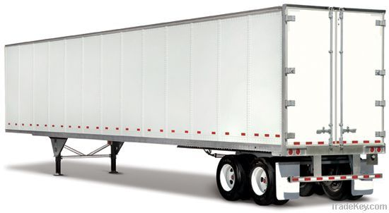 Van trailer, Box trailer