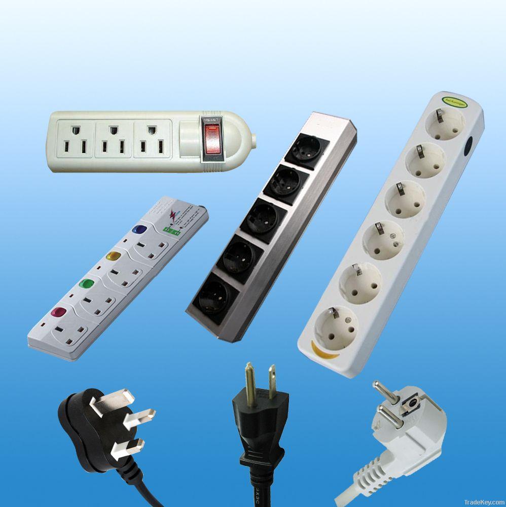 Socket Outlet Plug