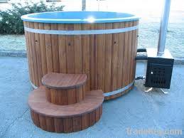Hot tube, Sauna