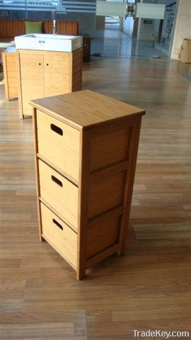 Bamboo Cabinet Solid