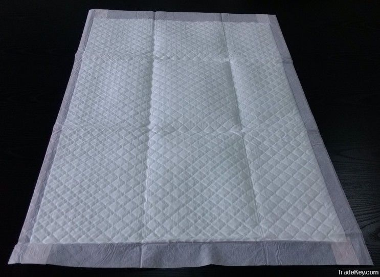 Hospital underpad 60*90cm with stickers