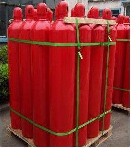 Sterilizing Gas Mixtures
