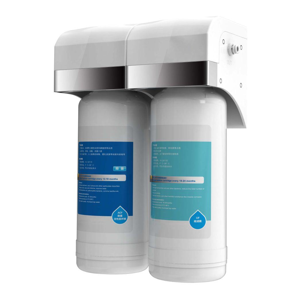 Clamping Water Purifier
