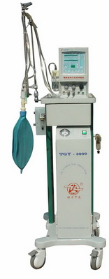 TKR-400A  Computerized High-Frequency Ventilator For Infant