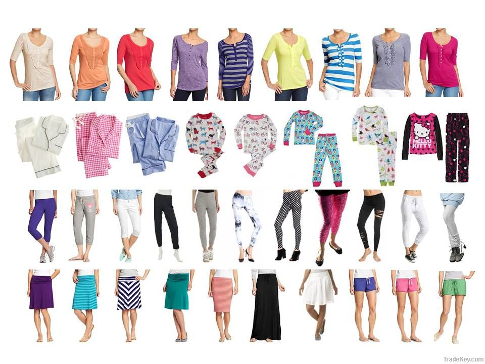 Women's Apparels