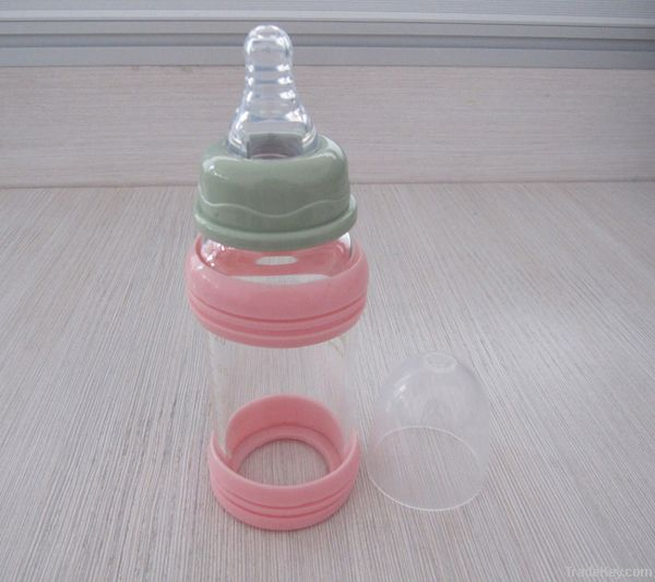 best sale silicone baby bottle sleeves