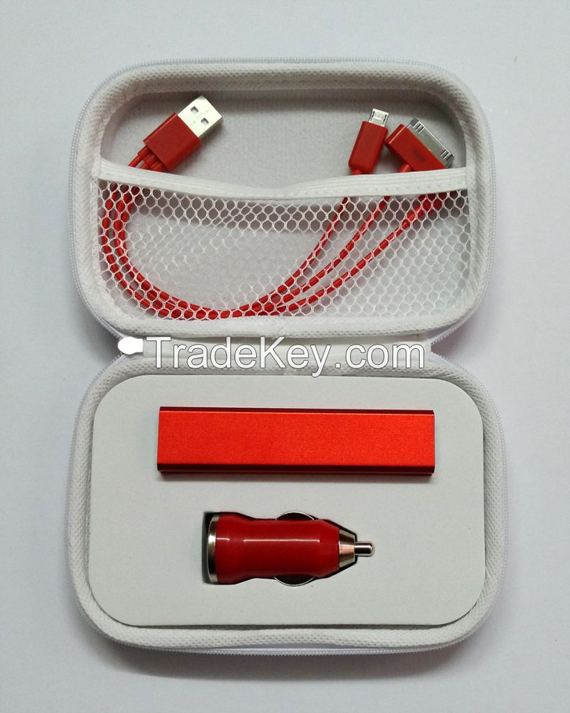 Travel Charging Sets (4 in 1)