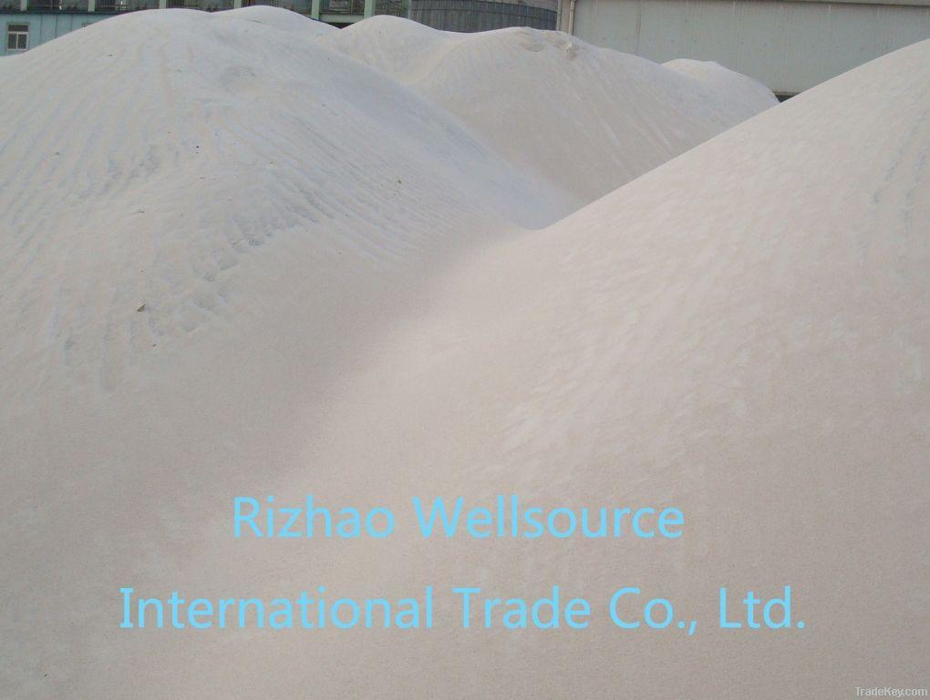 silica sand---*****