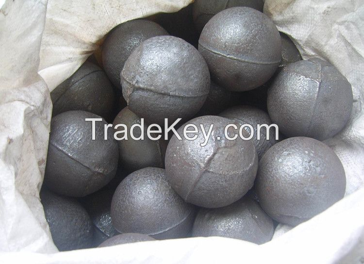 Cast gringding balls for mine stone crush, cement grinding