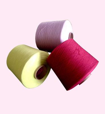 Acrylic / acrylic viscose / acrylic wool yarn