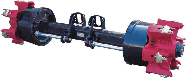trailer axle