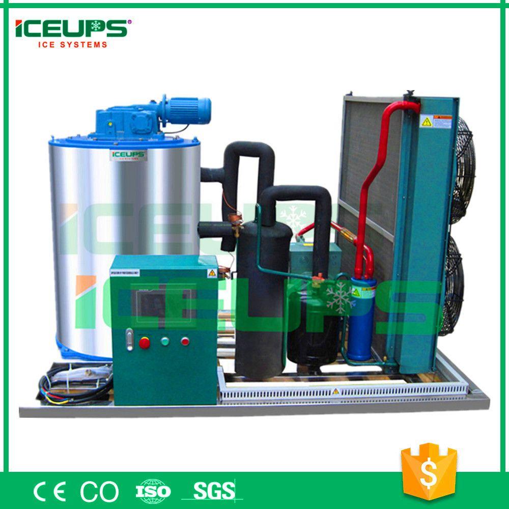 Supermarket Flake Ice Machine, ice maker(2ton/day)