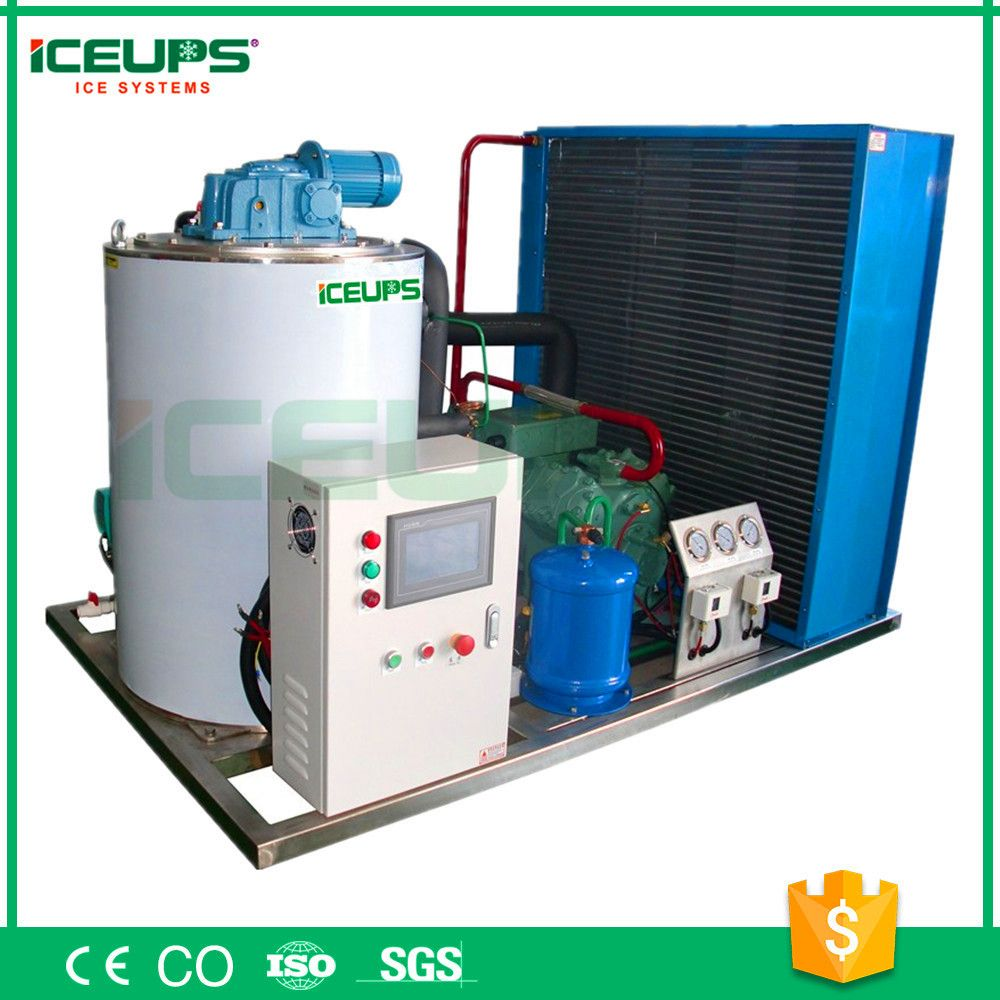 Flake Ice Machine, Ice Plant(3ton/day) for slaughter