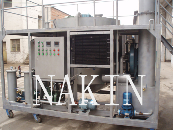 Car Engine Oil Regeneration Plant