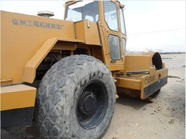 Used dynapac CA30D road rollers