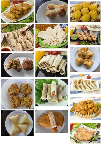 chicken food products
