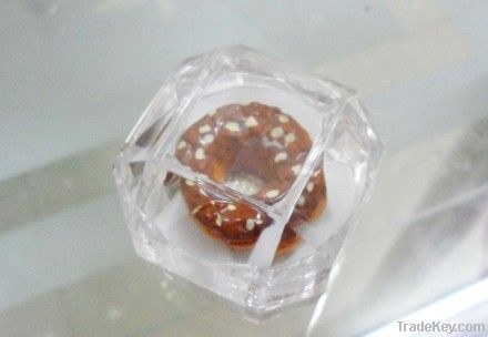 Resin Simulation Food Ring