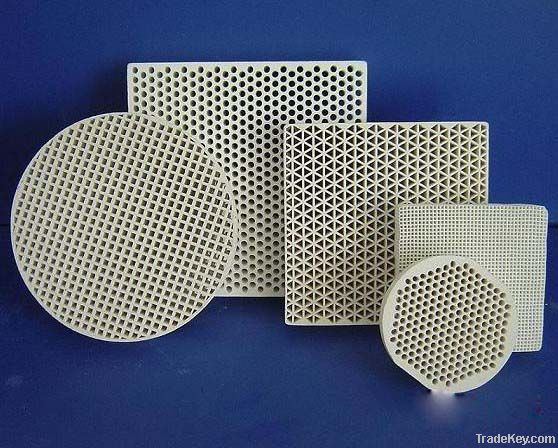 industrial honeycomb ceramic filter