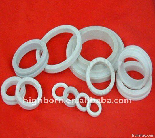 Moving printing oil cup ceramic ring