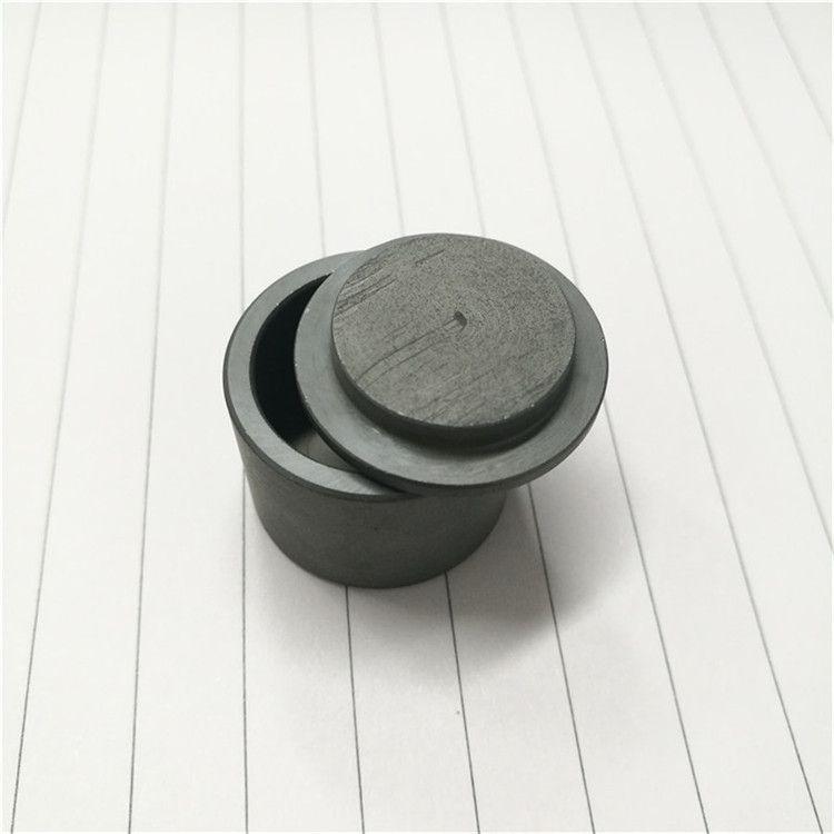 silicon carbide SiC ceramic crucible