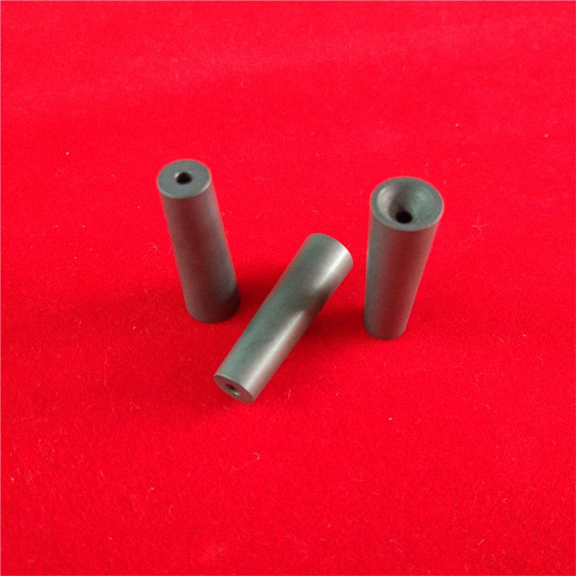 heat resistance silicon carbide ceramic cylindrical nozzle