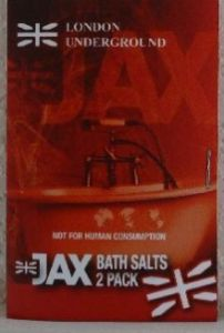 JAX LONDON UNDERGROUNDS bath salt