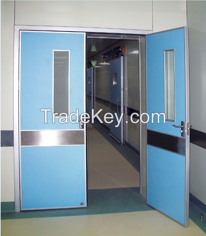 Manual Swing Doors for Hospitals