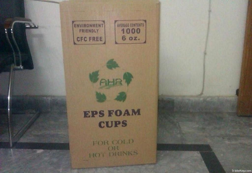 EPS FOAM CUPS