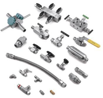 Fittings/Valves/Manifolds
