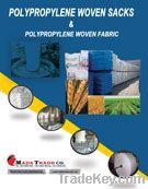 Polypropylene  Circular Woven Sacks