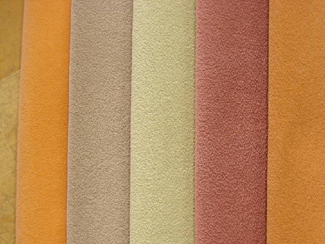 Plain Flocking Fabrics