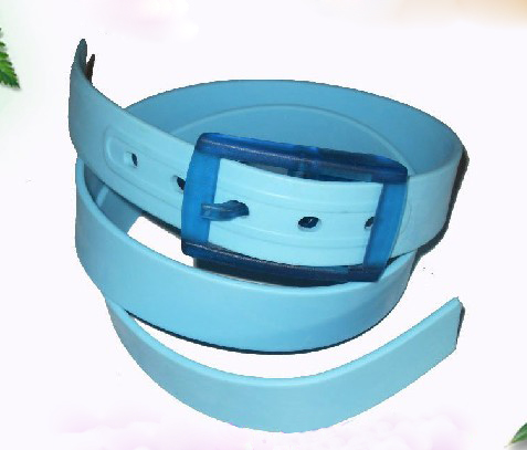 unisex TPE plastic waist belts for adults