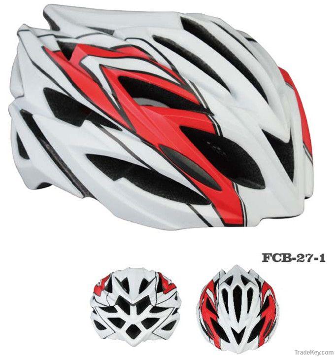 In-Mold Bike Helmet