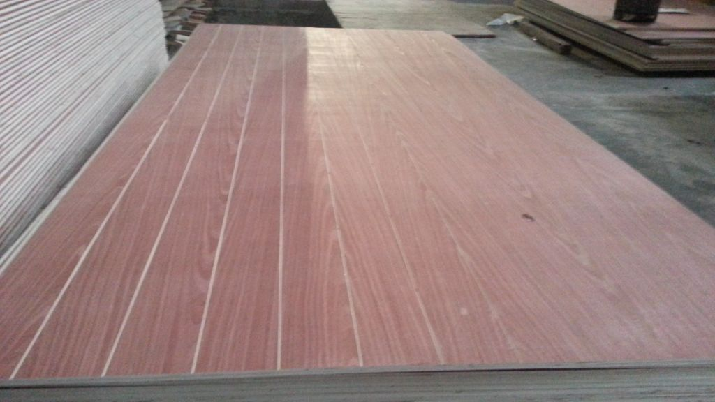 Beaded Plywood with T&G/ Plywood T& G