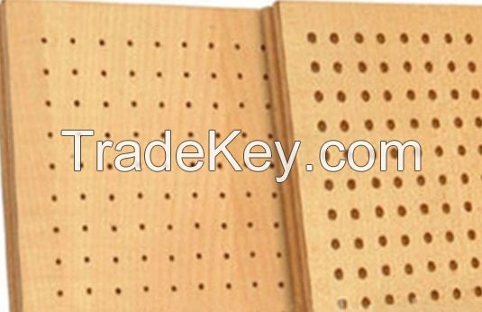 Sound Proof MDF/ Acoustical Panel by prime fortune