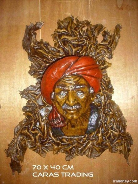 Handicrafts Decorative Leather masks