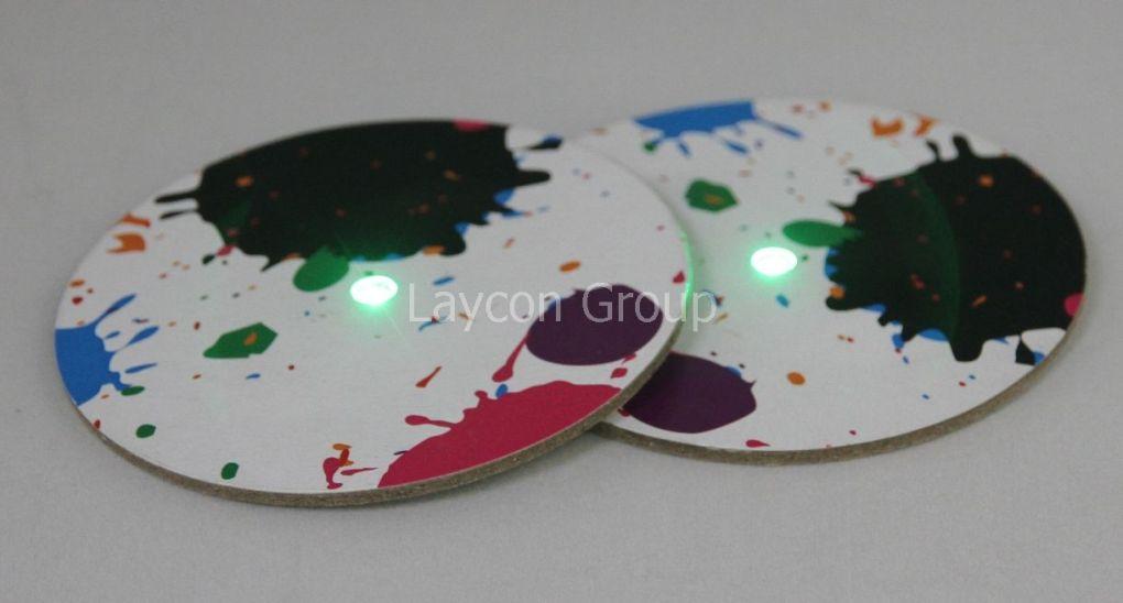 LED Promotional Coaster