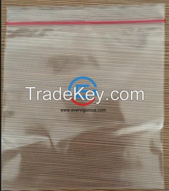 PE Zip lock bag, zipper bag, reclosed bag, packaging bag, plastic zipper bag