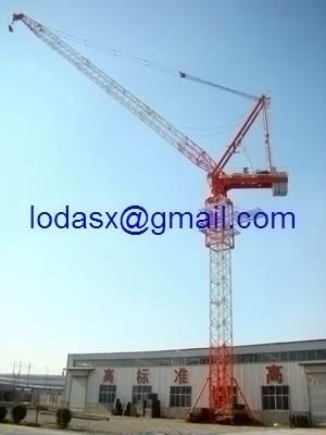 Supply New Huiyou Qtd300 Luffing Tower Crane